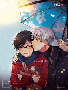 yuri on ice... Un anime simplemente hermoso