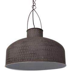 Hanglamp Carlos zwart touw