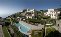 Hotel Rufolo Amalfi Coast, Italy #cbcollection