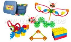 255 piezas para hacer de la construccion Jumbo uno de los juegos de construccion mas variados. Piezas de distintos tamaños, colores y formas. #juguetes #Infantil #juegos #JuguetesDidacticos #Construcciones http://www.multididacticos.com