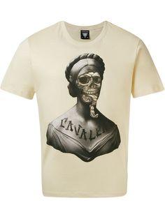 Cavalera Camiseta com estampa