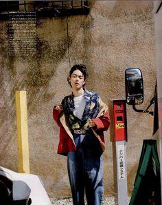 #菅田将暉 Underground Film, Boy Idols, Film Images, Japanese Boy, Drawing Reference Poses, Fashion Lookbook, Men Looks, Character Inspiration, Character Design