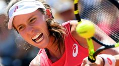 #tennis #news  Konta out of Italian Open in last 16