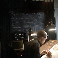 blackboard & drawingtable