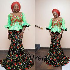 Weekend Special With A Twist: Show-stopping Ankara Styles - Wedding Digest Naija