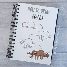 easy drawings for beginners . easy drawings step by step . easy drawings for kids . easy drawings for beginners step by step . easy drawings for beginners simple . Easy Disney Drawings, Easy Doodles Drawings, Easy Doodle Art, Cute Easy Drawings, Easy Art, Doodles How To, How To Draw Doodle, Things To Doodle, What To Draw Easy