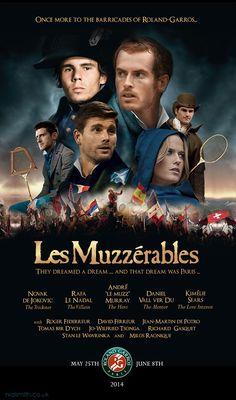 Roland Garros poster 2014