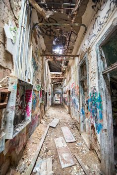 Urban Decay Buildings New York   Urban Decay   New York City Farm Colony   Staten Island   Exploration ...