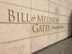 At The Bill and Melinda Gates Foundation. So inspiring to see how much good this incredible organization is doing.