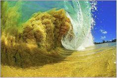 sand + wave