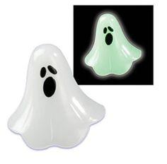SALE 12 pc Halloween Glow in the Dark 3D Ghost Cupcake Picks Cookies CakePops Crafts #BakeryCrafts #Halloween