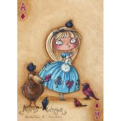 Alice - The Ace of Diamonds - A whole new way of thinking and communicating.