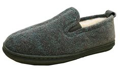 Slippers International Men's Perry Slipper (8 D(M) US, Green) *** Check this awesome product by going to the link at the image.