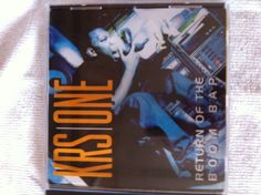 KRS One CD