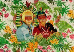 CHIACHIO & GIANNONE - FIBER ARTISTS - ARGENTINA