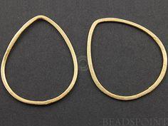 24k Gold Vermeil Over Sterling Silver Infinty Link Elegant