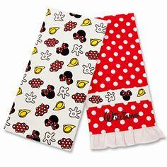 Minnie Mouse Kitchen Towel Set - Personalizable   Kitchen  Dinnerware   Women   Adults   Disney Store