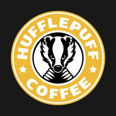 coffee cartoon Check out my awesome Hufflepuff Coffee design on TeePublic! Hufflepuff Merchandise, Hufflepuff Pride, Harry Potter Anime, Harry Potter Diy, Starbucks Logo, Starbucks Siren, Starbucks Coffee, Hufflepuff Wallpaper, Coffee Logo