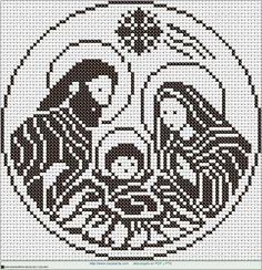 Thrilling Designing Your Own Cross Stitch Embroidery Patterns Ideas. Exhilarating Designing Your Own Cross Stitch Embroidery Patterns Ideas. Xmas Cross Stitch, Cross Stitch Charts, Cross Stitch Designs, Cross Stitching, Cross Stitch Embroidery, Embroidery Patterns, Cross Stitch Patterns, Theme Noel, Crochet Chart