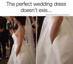 13 Wedding Memes Thatll Get You In The Mood For True Love Funny memes that GET IT and want you to too. Get the latest funniest memes and keep up what is going on in the memeosphere. Cute Wedding Ideas, Wedding Tips, Perfect Wedding, Dream Wedding, Wedding Day, Wedding Quotes, Wedding Stuff, Funny Wedding Meme, Wedding Hacks