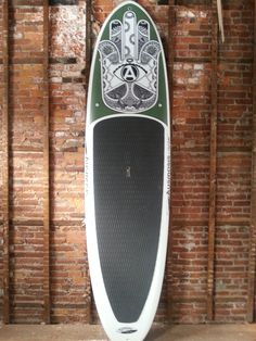 Hand  Yogipro 10'6''  31.75 Wide and 4.65 Thick  The ULTIMATE Yoga Board 3-fin design Easy paddling and surfing  $1399.00