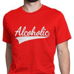 Alcoholic! 😂 #zizimut #funnytshirts #tshirts #hoodies #sweatshirt #giftshops #personalizedgifts #personalizadas #porto🇵🇹 #tshirtshop #beer #cerveja #alcool #bebedeira #festa #tshirtbebedeira #alcoolico #alcoholic