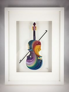 Hey, I found this really awesome Etsy listing at https://www.etsy.com/listing/465404503/quilled-paper-art-music-is-the-voice-of
