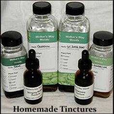 How to Make A Homemade Tincture – Cold & Flu   The Homestead Survival