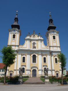 St. Veit in der Südsteiermark-St. Veit am Vogau, Pfarrkirche Hl. Veit  (Leibnitz) Steiermark AUT Environment