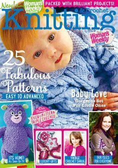 Knitting & Crochet November 2014 - 轻描淡写的日志 - 网易博客