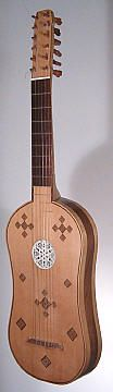 Vihuela: the main plucked instrument In 16th century Spain