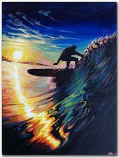 Surf's Up! #ROXYOutdoorFitness