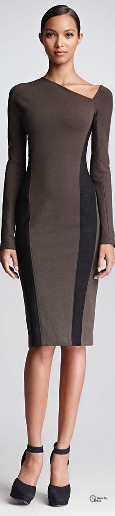 Donna Karan....love this neckline