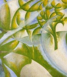 Giacomo Balla, Fluidity of Spring