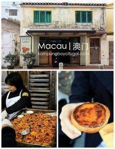 Best Macau Food List