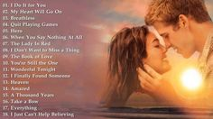 Best Romantic Songs - Best English Love Song Ever - Love Songs Of All Time