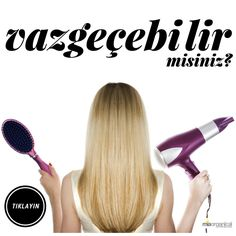 Saçınızı taramaktan, kurutmaktan ya da toplamaktan vazgeçebilir misiniz? Saç şekillendirici aletlerden ya da boyadan? Tabi ki hayır dediğinizi duyar gibiyiz. Devamı için tıklayın >>  #saç #kırıklar #matlaşma #dökülme #saçkırılması #saçdökülmesi #sağlıksızsaç #sağlık #parlak #güçlü #canlı #argan #kozmetik #organik #bakım #tedavi #miaorganical