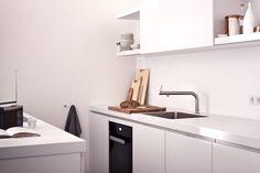 bulthaup - b1 keuken - design - bulthaup kraan - compact