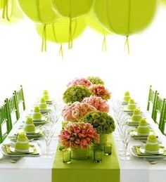A great shower or bridesmaid luncheon
