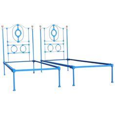 Twin Platform Low End Single Beds - MPS17