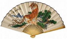 Chinese people also believe that fans are good for Feng Shui- the art of. This classic oriental wall fan Handcrafted in bamboo and handpainted on heavy. Oriental fans are both collectable arts and very beautiful for wall decor. | eBay!