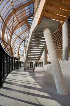 Limoges Concert Hall | Limoges, France | Bernard Tschumi Architects