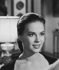"Natalie in "" Kings go forth""(1958)."
