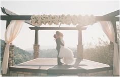 Serendipity Garden Weddings | Southern California Film Photographer | Tara and Patrick