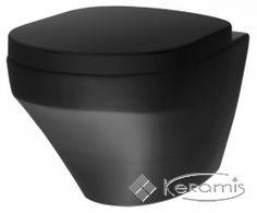 унитаз AM-PM Inspire подвесной черный (C501738BL)
