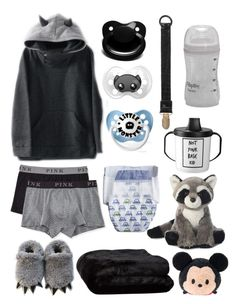 """Little Monster (cgl, cglre)"" by transboyfanboy ❤ liked on Polyvore featuring Thomas Pink, Olivier Desforges and Playtex"