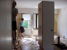 How to Avoid Cleaning After House Remodelling