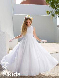 vestidos comunion - Buscar con Google