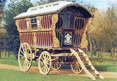 Gypsy Caravan, Gypsy caravans, Gypsy Waggons and Vardos: Features and Articles 4