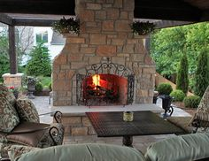 """grab the wine, it's a """"fireplace"""" evening!"""